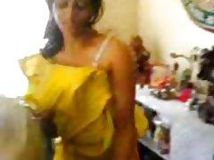 Hambre de niña de Hyderabad para dick