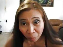 Filipina caliente cum puta jones gina
