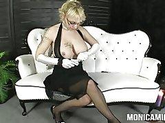 Monicamilf en un clásico 30 & porno s video - porno de norsk