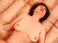 Abuela japonesa 50 +
