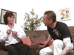 Casting porno de madre alemana y padre por dinero