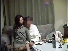 Sexo real esposa japonesa