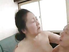 Abuelas japonesas 70 +