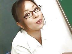 Profesor enseña lecciones de sexo