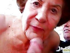 La abuela (74) el viejo avaro kokusmatte