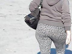 Madura culo 15 leggins (q-lona)