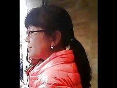 Culo de milf China