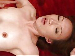 Después de un largo tiempo de placer de sexo milf