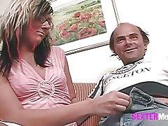 Abuelo de torcido Dick - alemán