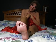 Tirón para esos pies maduros